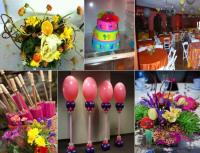 Inspirational Friday - Bright Colors