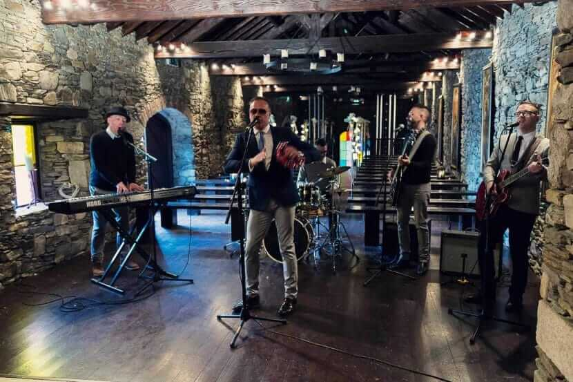 Wedding Basnd music for you|The Jukebox Kings Wedding Band Video Still.