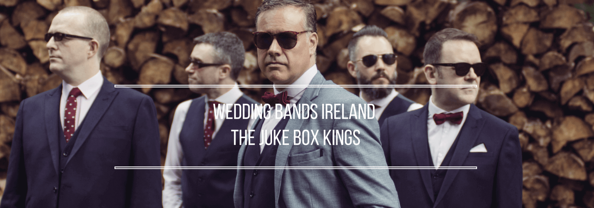 Wedding Music Bands Ireland – The Jukebox Kings