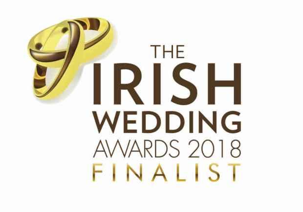 "Irish Wedding Awards Finalist 2017""""2018"""" Wedding Band of The Year """
