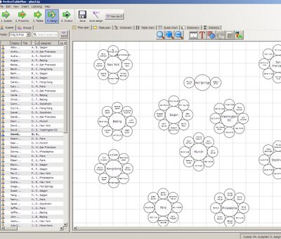 free excel wedding seating chart template www