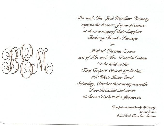 Wedding invitation mail sample text newsinvitation wedding card write up sample invitation birthday stopboris Images