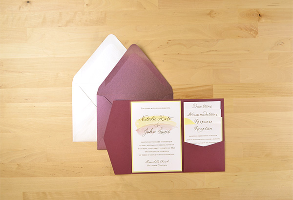 Steps to Make Homemade Wedding Invitations that are Cheap
