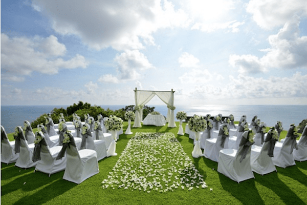 5 outdoor ceremony mistakes