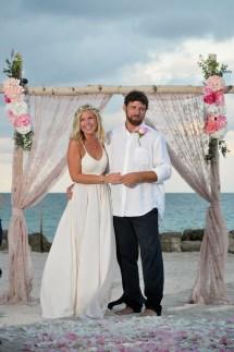 Beautiful Beach Wedding Miami