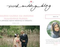 Secret Wedding Blog - WeddingBlogs100