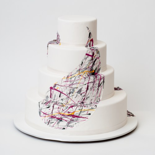 Wedding Cakes Inspired By China Patterns: Top 10 Cake Trends For Spring 2018