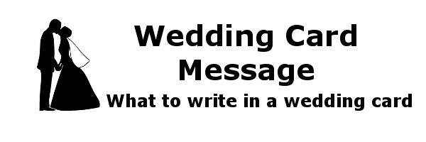 What To Write In A Wedding Card Funny Messages