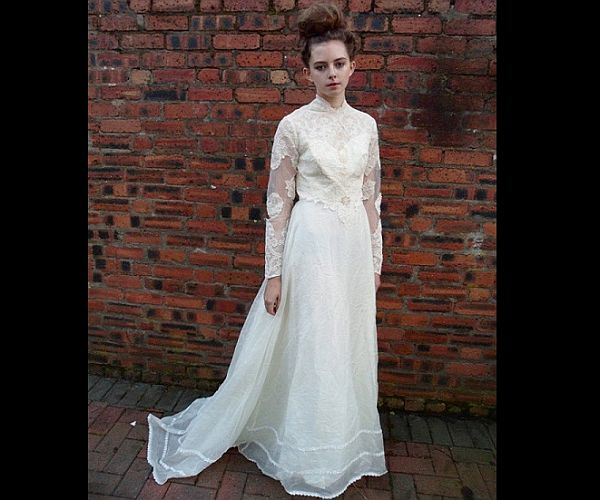 Vintage Wedding Gowns For Bride-to-be