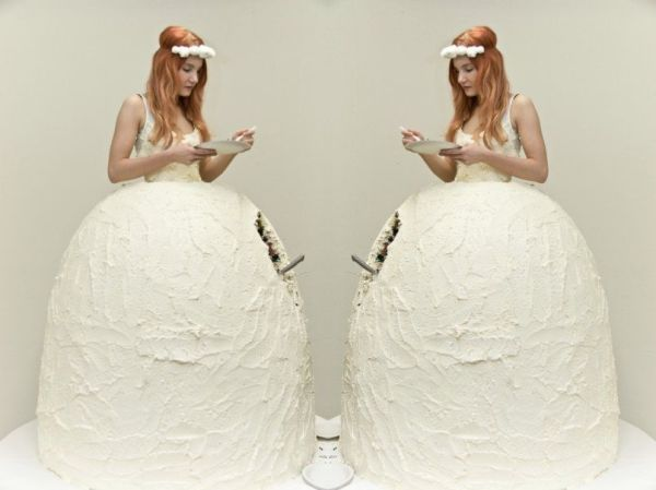 Cake Wedding Gown
