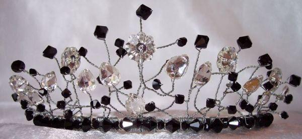 Infamous bridal tiara