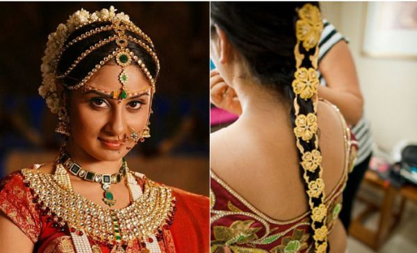 Indian Wedding Hairstyles For That Perfect Bridal Look