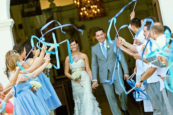French themed wedding