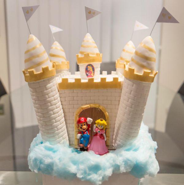 Mario's Princess in the castle
