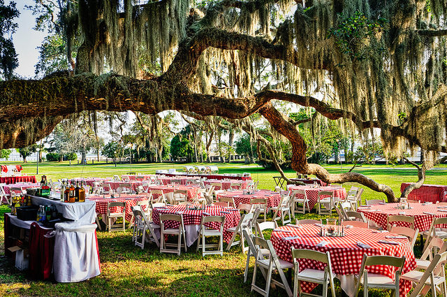 How to Pull Off a Southern Style Reception  WeddingDashcom