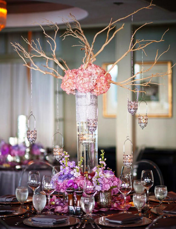 Wedding Centrepiece Ideas 2