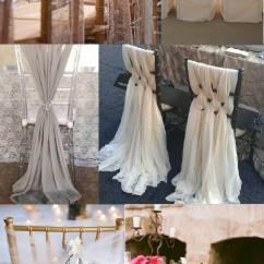 Chair Cover Alternatives Wedding Black And White Cushions Indoor Pretty To Covers Weddingdates Blog