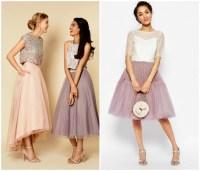 Tulle Skirts Bridesmaids WeddingDates