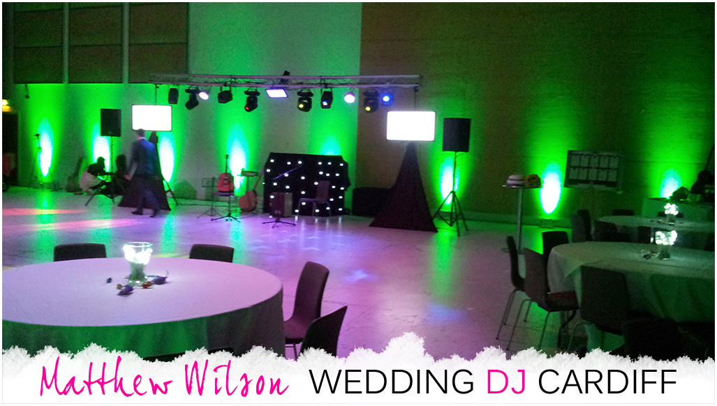black chair covers to hire world market desk interactive hdtv video and photoshare screens - wedding dj cardiff