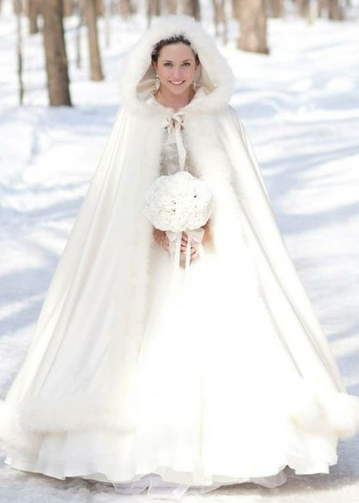 Beautiful Winter Wedding Dresses you will love