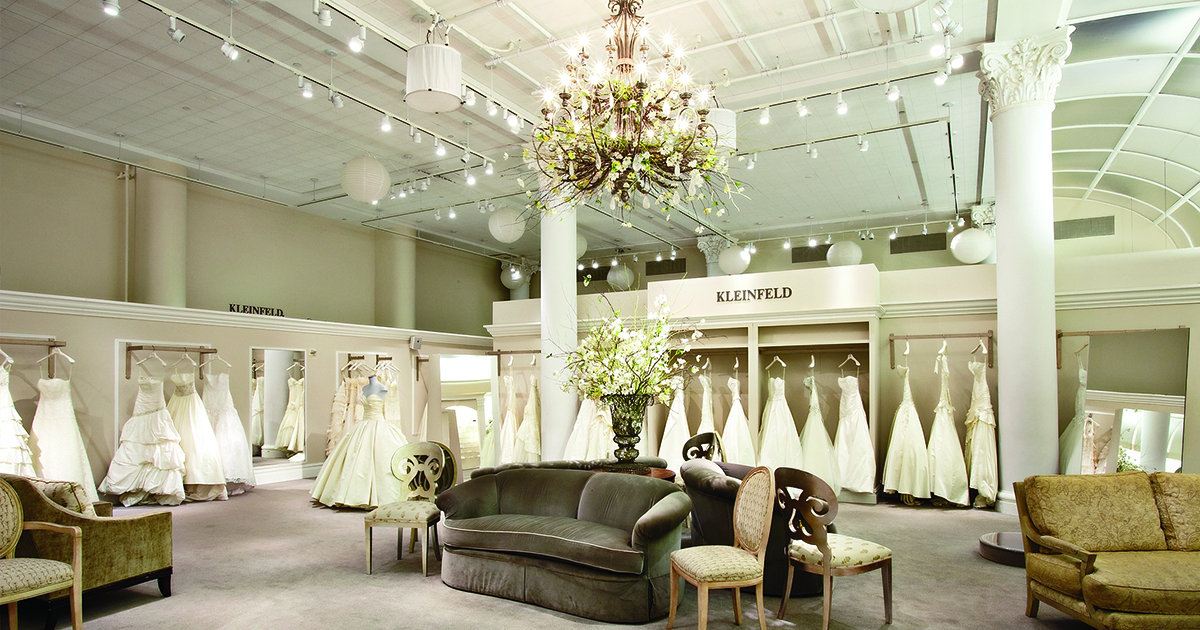 The Best Bridal Salons in the Northeastern US