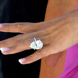 The Most Stunning Celebrities Engagement Rings