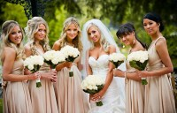 Creating the Bridesmaids Look That Compliments the Bride ...