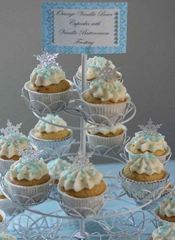 Silver Winter Wedding