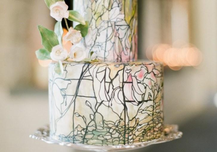 Rent Wedding Cake