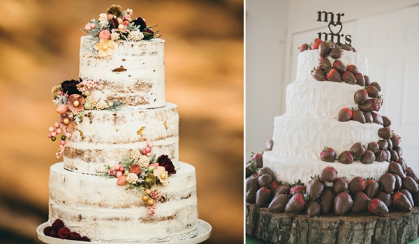 5 Wedding Cake Trends For 2015  WeddingElation