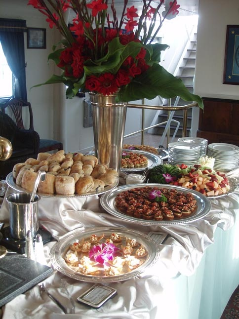 Create Your Own Wedding Hors DOeuvres Bar