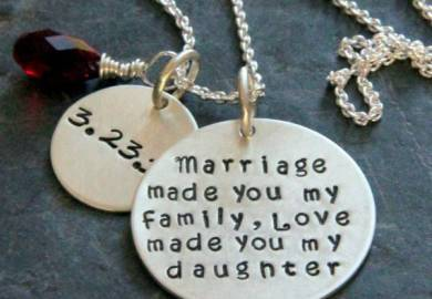 Wedding Gifts For Step Children