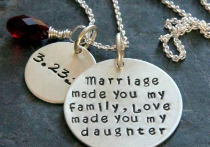 Wedding Gifts For Step Children