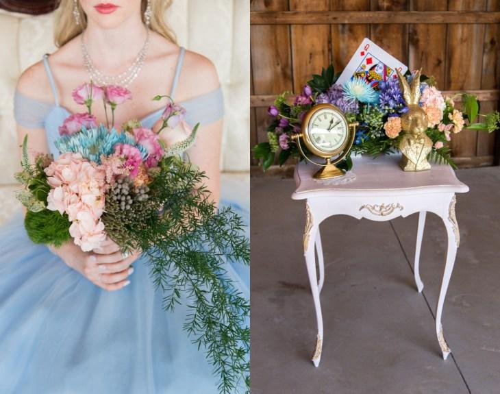Alice in Wonderland: Pretty in Pastel