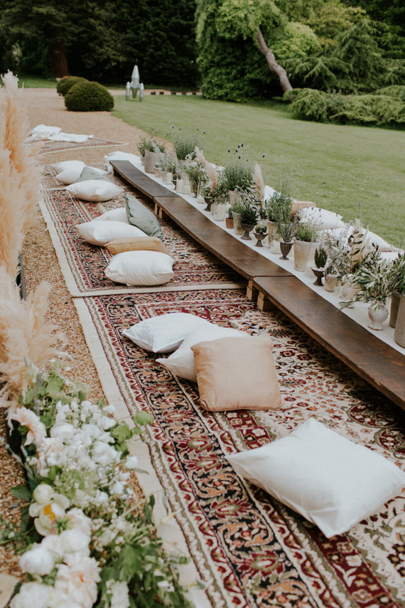 Don't Forget These 11 Ideas for Your Upcoming BOHO Wedding