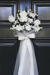 Wedding Shower Door Decor Ideas - Wedding Fanatic