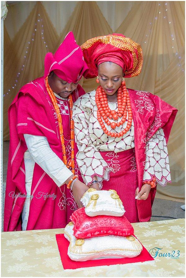 Yoruba Wedding Anu and Yomis Vibrant Traditional Wedding in Nigeria