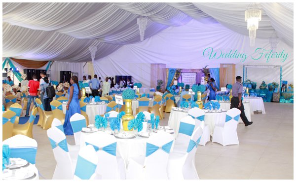 Nigerian Traditional Wedding Decor 0004