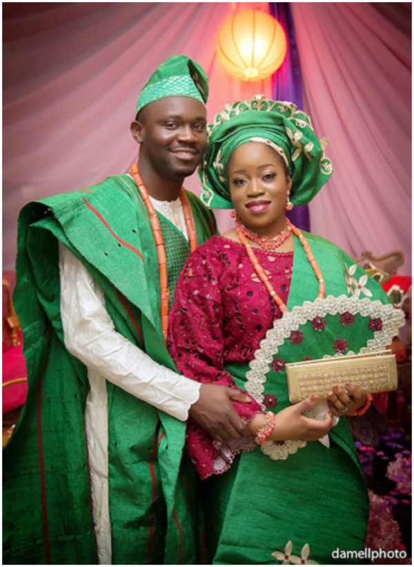 Yoruba Wedding Pictures  Engagement Attire Inspiration