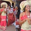 Igbo weddings real traditional wedding pictures wedding feferity