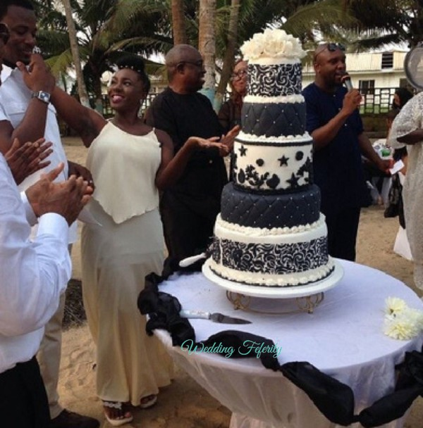 Nigerian Wedding Cakes The 2014 Edition