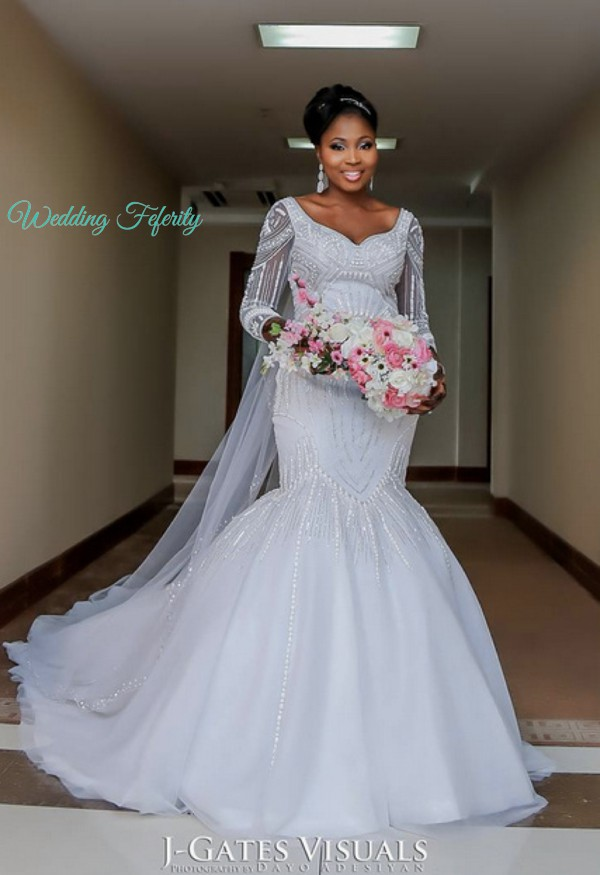 Nigerian Wedding Dresses Styles