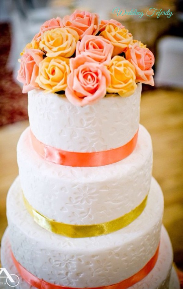 Nigerian Wedding Cakes  Ideas for 2015 Weddings