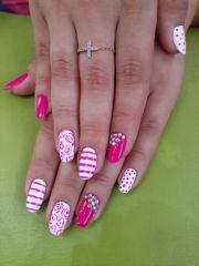 dashing diva nail art