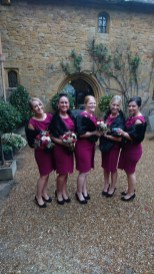 Bridesmaids Handties
