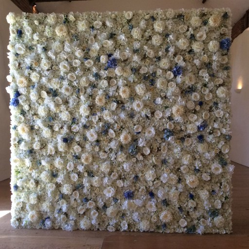 Hired Artificial Flower wall