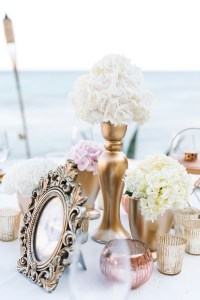Vintage Wedding with gold in Amante