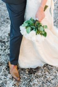 Bridal bouquet in Ibiza wedding