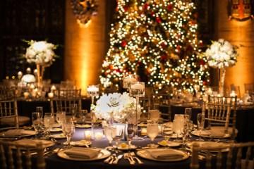 Amazing Holiday Wedding