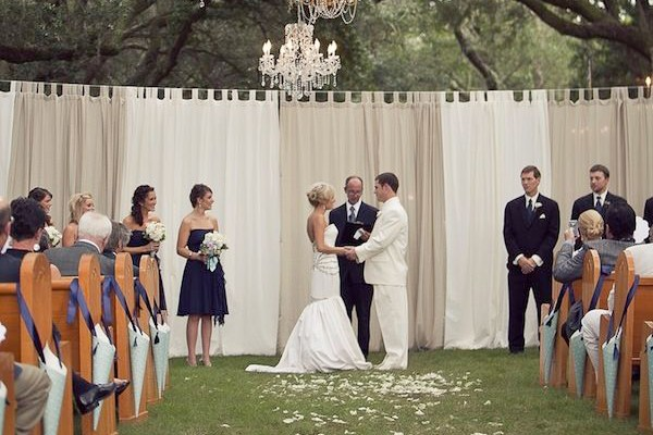 Gorgeous Wedding Ceremonies: 37 Gorgeous Ideas For Ceremony Backdrops